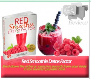 Red Smoothie Detox